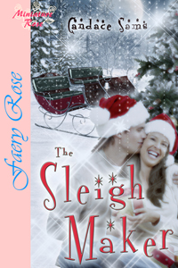 cover of The Sleigh Maker by Candace Sams
