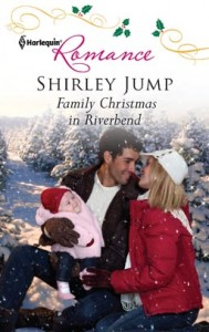 Family Christmas in Riverbend cover